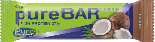 Pure Bar Premium Cocos. 60 g