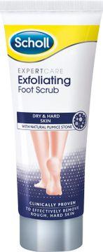 Scholl Expert Care Exfoliating Foot Scrub Fotskrubb. 75 ml
