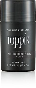 Toppik Hair Building Fibers Hårfiber svart. 12 g