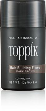 Toppik Hair Building Fibers Hårfiber mörkbrun. 12 g