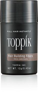 Toppik Hair Building Fibers Hårfiber brun. 12 g