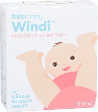 Frida Baby Windi Pysventil Pysventil, 10 st