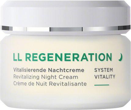 Annemarie Börlind LL Regeneration Night Cream Nattkräm. 50 ml
