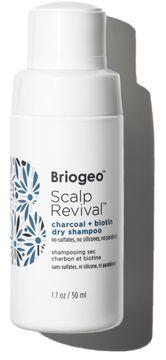Briogeo Charcoal + Biotin Dry Shampoo Torrschampo. 50 g