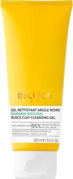 Decléor Rosemary Officinalis Black Clay Cleansing Gel Ansiktsrengöring. 100 ml