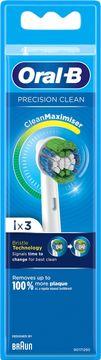 Oral-B Precision Clean tandborsthuvud Tandborsthuvud, 3 st