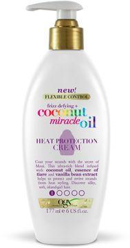 OGX Coco Miracle Heat Protection Cream Värmeskydd. 177 ml
