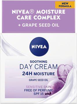 Nivea Soothing Day Cream SPF15 Dagkräm. 50 ml