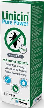 Linicin Pure Power Lusmedel. 100 ml