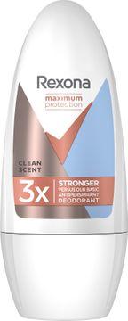 Rexona Maximum Protection Roll-on Antiperspirant. 50 ml