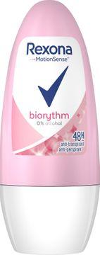 Rexona Biorythm Roll-on Antiperspirant. 50 ml