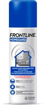 Frontline Homegard Hushållsspray Insektsmedel, 250 ml