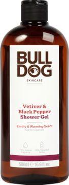 Bulldog Black Pepper Shower Gel Duschtvål. 500 ml