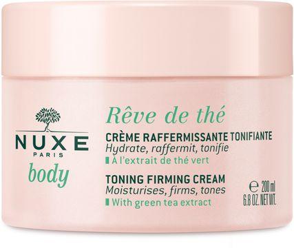 Nuxe Rêve De Thé Firming Cream Hudkräm, 200 ml