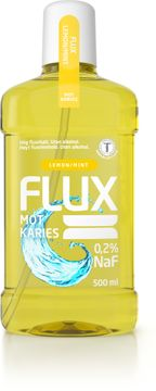 Flux Lemon Mint Munskölj. 500 ml