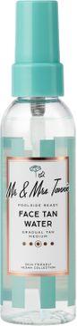 Mr & Mrs Tannie Face Tan Water Brun-utan-sol. 75 ml