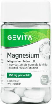 Gevita Magnesium Tablett, 100 st