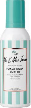 Mr & Mrs Tannie Exfoliating Foamy Body Butter Hudkräm. 200 ml