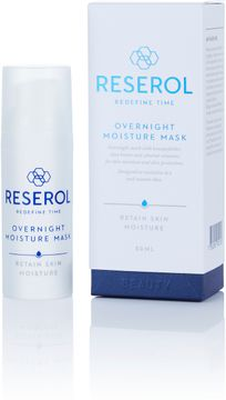 Reserol Overnight Moisture Mask Ansiktsmask. 50 ml
