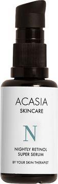 Acasia Skincare Nightly Retinol Super Serum Ansiktsserum. 30 ml