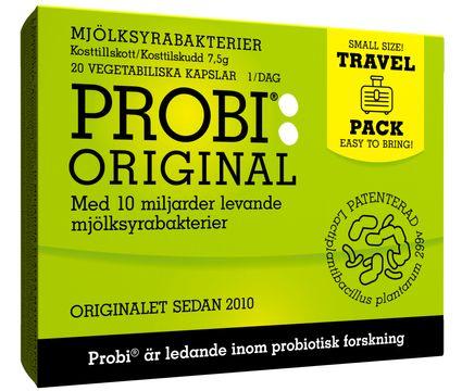 Probi Original Kapsel, 20 st