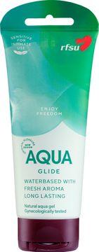 RFSU Aqua Glide Vattenbaserat glidmedel. 100 ml
