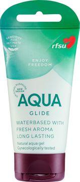 RFSU Aqua Glide Vattenbaserat glidmedel. 40 ml