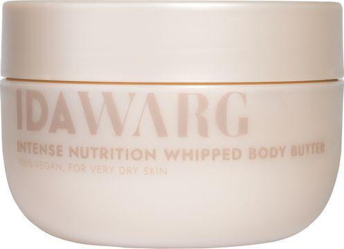 Ida Warg Intense Nutrition Whipped Body Butter Hudkräm, 250 ml