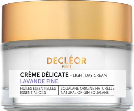 Decléor Light Day Cream Lavender Fine. Dagkräm. 50 ml