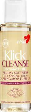 RFSU Klick Cleanse Intimate Oil Intimolja. 100 ml