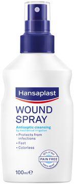 Hansaplast Wound Spray Sårtvätt. 100 ml
