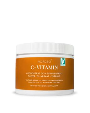Nordbo C-vitamin 250 g
