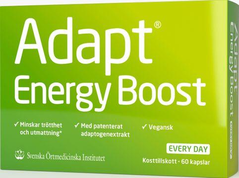 Adapt Energy Boost 60 kapslar