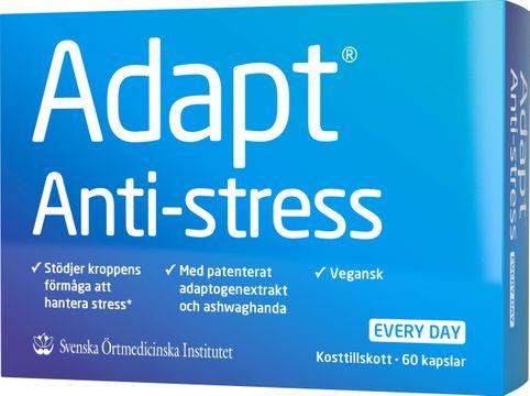 Adapt Anti-Stress 60 kapslar