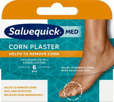 SalvequickMED Corn Plaster Liktornsplåster, 6 st