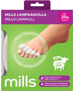 Mills Lammull Nystan 20 g