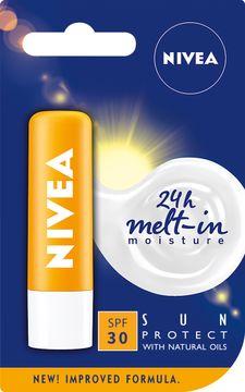 Nivea Sun Lip Protect SPF 30 Läppbalsam med solskydd. 4.8 g