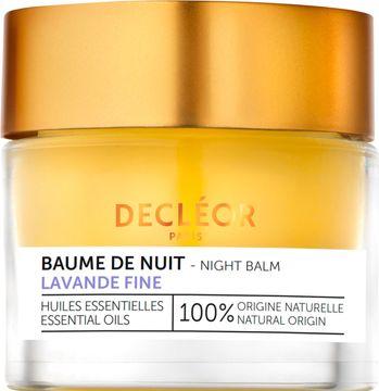 Decléor Night Balm Lavender Fine Nattkräm. 15 ml