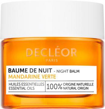 Decléor Green Mandarin Night Balm Nattkräm. 15 ml