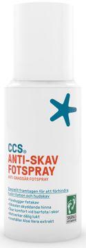 CCS Anti-Skav Fotspray Förhindrar skavsår. 100 ml