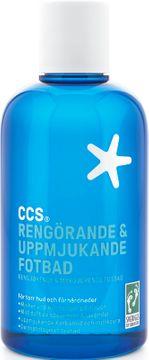 CCS Foot Bath Liquid Blue Fotbad. 250 ml
