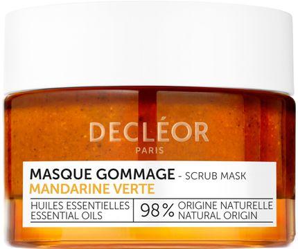 Decléor Green Mandarin Scrub Mask Ansiktsskrubb. 50 ml