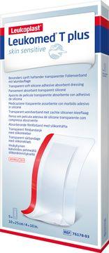 Leukoplast T Plus Skin Sensitive Filmförband, 5 st