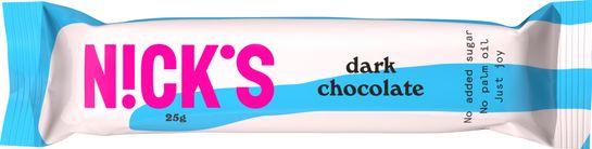 Nick's Dark Chocolate Chokladkex. 25 g