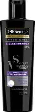TRESemmé Violet Blond Shine Schampoo Schampo. 250 ml