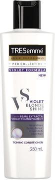 TRESemmé Violet Blonde Shine Conditioner Balsam. 250 ml