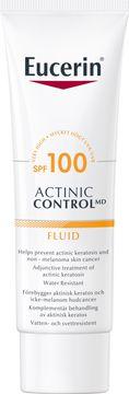 Eucerin Sun Actinic Control Fluid SPF 100 Solskydd. 80 ml