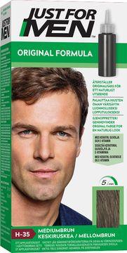 Just For Men Original Formula Medium Brown Hårfärg, 1 st