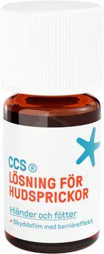 CCS Lösning för Hudsprickor Hand- och fotkräm, 7 ml