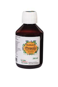 Biomedica Propolis Halsmixtur 200 ml